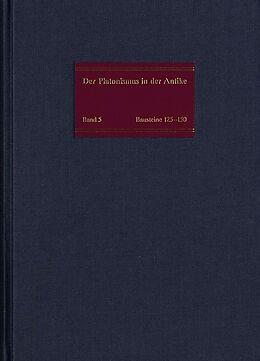 Fester Einband Die philosophische Lehre des Platonismus [2] von Heinrich Dörrie, Matthias Baltes