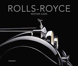 Fester Einband Rolls-Royce von Andreas Braun, Johannes Riedel