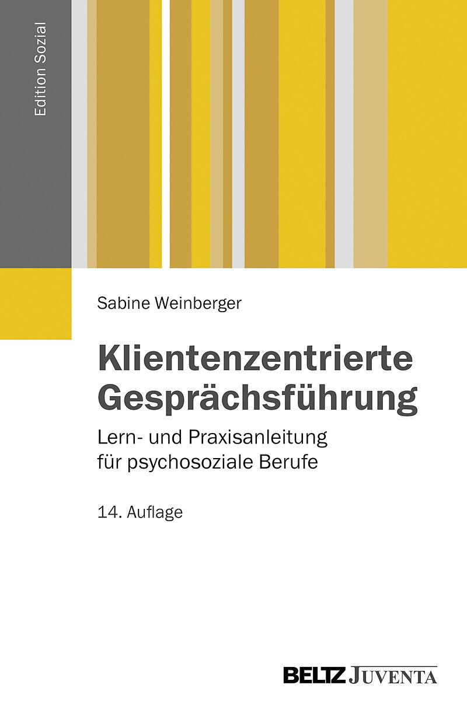 Klientenzentrierte Gesprächsführung [Versione tedesca]