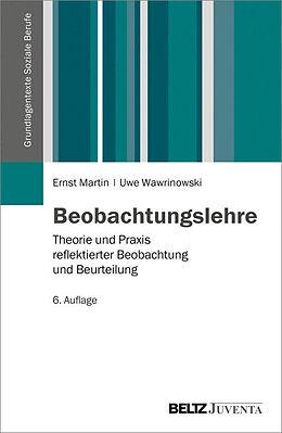 E-Book (pdf) Beobachtungslehre von Ernst Martin, Uwe Wawrinowski