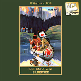 Digital Der Schatz im Silbersee. MP3-CD von Karl May