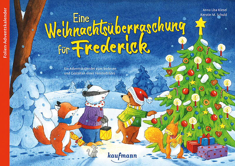 Eine Weihnachtsüberraschung Für Frederick Anna Lisa Kiesel Buch Kaufen Ex Libris