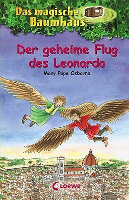 Der geheime Flug des Leonardo [Version allemande]