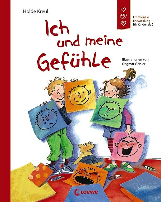 Ich und meine Gefühle - Holde Kreul - Buch kaufen | Ex Libris