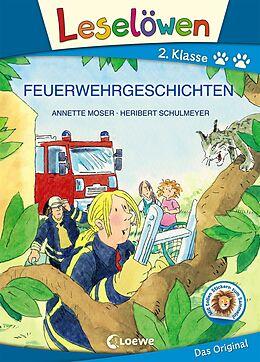 Leselöwen 2. Klasse - Feuerwehrgeschichten [Versione tedesca]