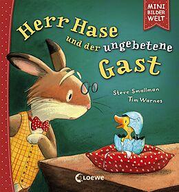 Mini-Bilderwelt - Herr Hase und der ungebetene Gast