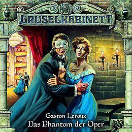 Audio CD (CD/SACD) Gruselkabinett - Folge 4 von Gaston Leroux
