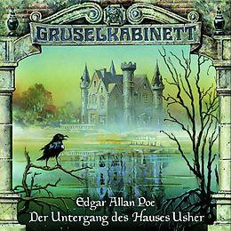Audio CD (CD/SACD) Gruselkabinett - Folge 11 von Edgar Allan Poe
