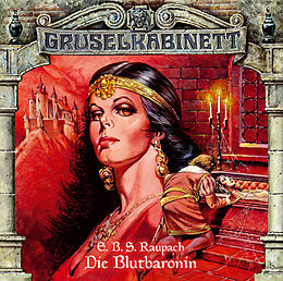 Audio CD (CD/SACD) Gruselkabinett - Folge 14 von E. B. S. Raupach