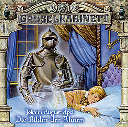Audio CD (CD/SACD) Gruselkabinett - Folge 23 von Johann August Apel