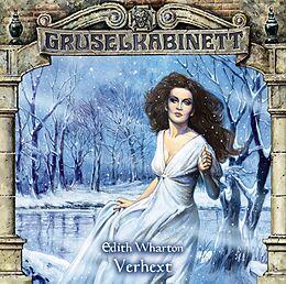 Audio CD (CD/SACD) Gruselkabinett - Folge 47 von Edith Wharton