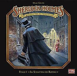 Audio CD (CD/SACD) Im Schatten des Rippers von Sir Arthur Conan Doyle, Marc Grupe