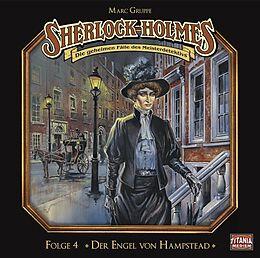 Audio CD (CD/SACD) Der Engel von Hampstead von Sir Arthur Conan Doyle, Marc Grupe