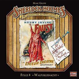 Audio CD (CD/SACD) Walpurgisnacht von Sir Arthur Conan Doyle, Marc Grupe