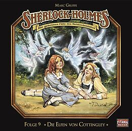 Audio CD (CD/SACD) Die Elfen von Cottingley von Sir Arthur Conan Doyle, Marc Grupe