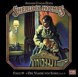 Audio CD (CD/SACD) Der Vampir von Sussex u.a von Sir Arthur Conan Doyle