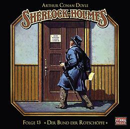 Audio CD (CD/SACD) Der Bund der Rotschöpfe von Sir Arthur Conan Doyle