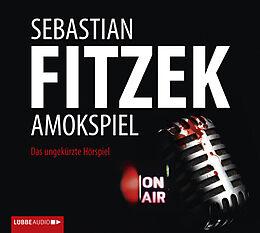Audio CD (CD/SACD) Amokspiel von Sebastian Fitzek