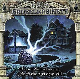Audio CD (CD/SACD) Gruselkabinett - Folge 90 von H.P. Lovecraft