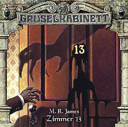 Audio CD (CD/SACD) Gruselkabinett - Folge 92 von M.R. James