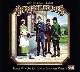 Audio CD (CD/SACD) Das Rätsel von Boscombe Valley von Sir Arthur Conan Doyle