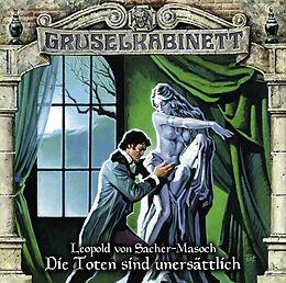 Audio CD (CD/SACD) Gruselkabinett - Folge 99 von Leopold von Sacher-Masoch
