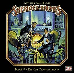 Audio CD (CD/SACD) Die fünf Orangenkerne von Sir Arthur Conan Doyle