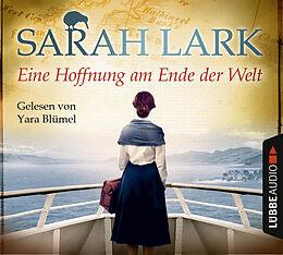 Audio CD (CD/SACD) Eine Hoffnung am Ende der Welt von Sarah Lark