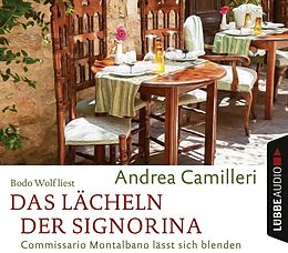 Audio CD (CD/SACD) Das Lächeln der Signorina von Andrea Camilleri