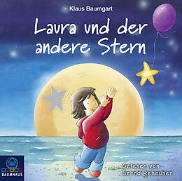 Audio CD (CD/SACD) Laura und der andere Stern von Klaus Baumgart