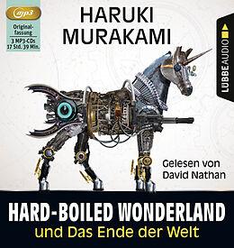 Audio CD (CD/SACD) (CD) Hard-boiled Wonderland und Das Ende der Welt von Haruki Murakami