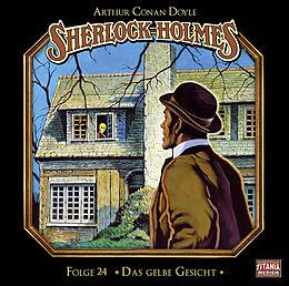 Audio CD (CD/SACD) Sherlock Holmes - Folge 24 von Sir Arthur Conan Doyle