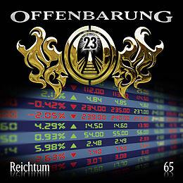 Audio CD (CD/SACD) Offenbarung 23 - Folge 65 von Catherine Fibonacci