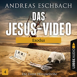 Audio CD (CD/SACD) Das Jesus-Video - Folge 04 von Andreas Eschbach