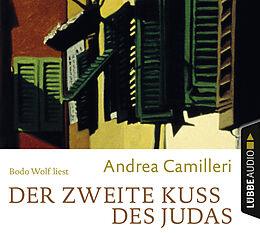 Audio CD (CD/SACD) Der zweite Kuss des Judas von Andrea Camilleri