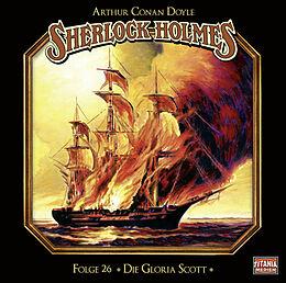 Audio CD (CD/SACD) Sherlock Holmes - Folge 26 von Sir Arthur Conan Doyle