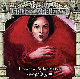 Audio CD (CD/SACD) Gruselkabinett - Folge 117 von Leopold von Sacher-Masoch