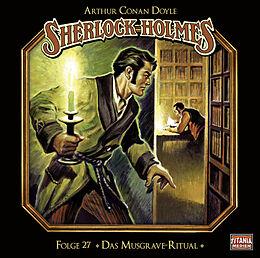 Audio CD (CD/SACD) Sherlock Holmes - Folge 27 von Sir Arthur Conan Doyle