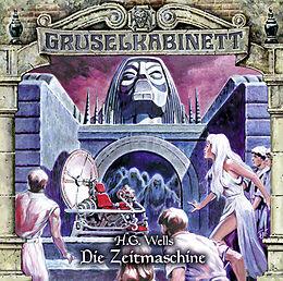 Audio CD (CD/SACD) Gruselkabinett - Folge 123 von H.G. Wells