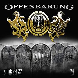 Audio CD (CD/SACD) Offenbarung 23 - Folge 74 von Catherine Fibonacci