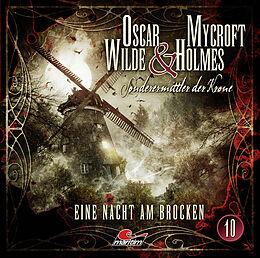 Audio CD (CD/SACD) Oscar Wilde & Mycroft Holmes - Folge 10 von Jonas Maas