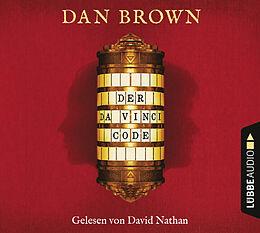Audio CD (CD/SACD) Der Da Vinci Code von Dan Brown