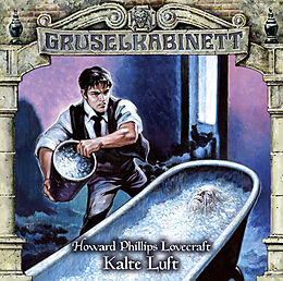 Audio CD (CD/SACD) Gruselkabinett - Folge 126 von H.P. Lovecraft