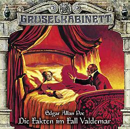 Audio CD (CD/SACD) Gruselkabinett - Folge 127 von Edgar Allen Poe