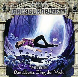 Audio CD (CD/SACD) Gruselkabinett - Folge 134 von Willy Seidel