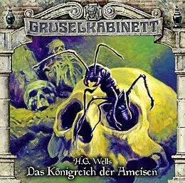 Audio CD (CD/SACD) Gruselkabinett - Folge 136 von H.G. Wells