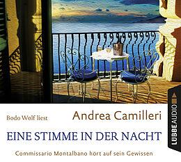Audio CD (CD/SACD) Eine Stimme in der Nacht von Andrea Camilleri