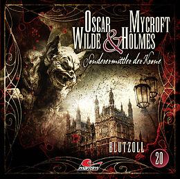 Audio CD (CD/SACD) Oscar Wilde & Mycroft Holmes - Folge 20 von Jonas Maas