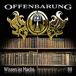 Audio CD (CD/SACD) Offenbarung 23 - Folge 80 von Catherine Fibonacci