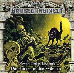 Audio CD (CD/SACD) Gruselkabinett - Folge 138 von H.P. Lovecraft
